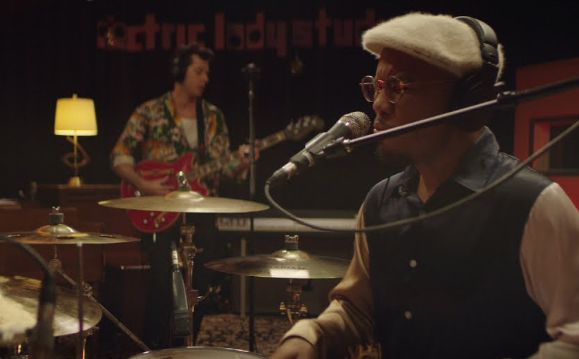 "Mark Ronson & Anderson Paak Team Up For ""Then There Were Two"""