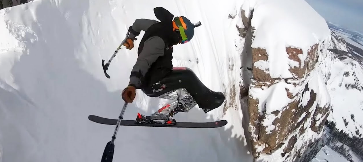 GoPro Speaks To The Skiing Recovery Charity, The High Fives Foundation