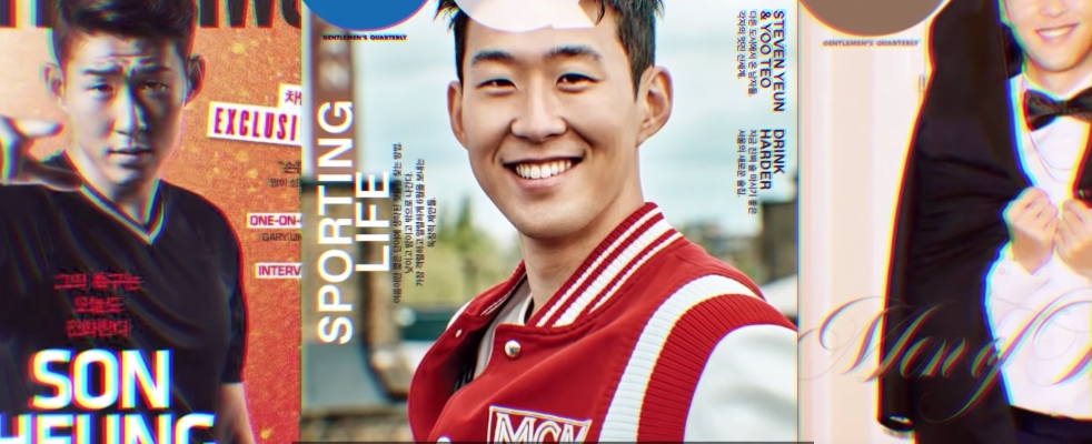 How Spurs Footballer Son Heung-Min Became A National Hero In South Korea