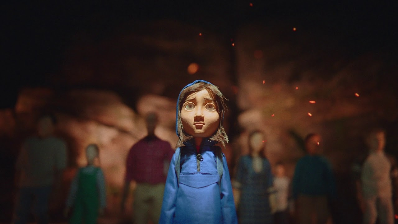 "WWF Tells You To ""Adopt A Better Future"" In This Stop-Motion Ad"