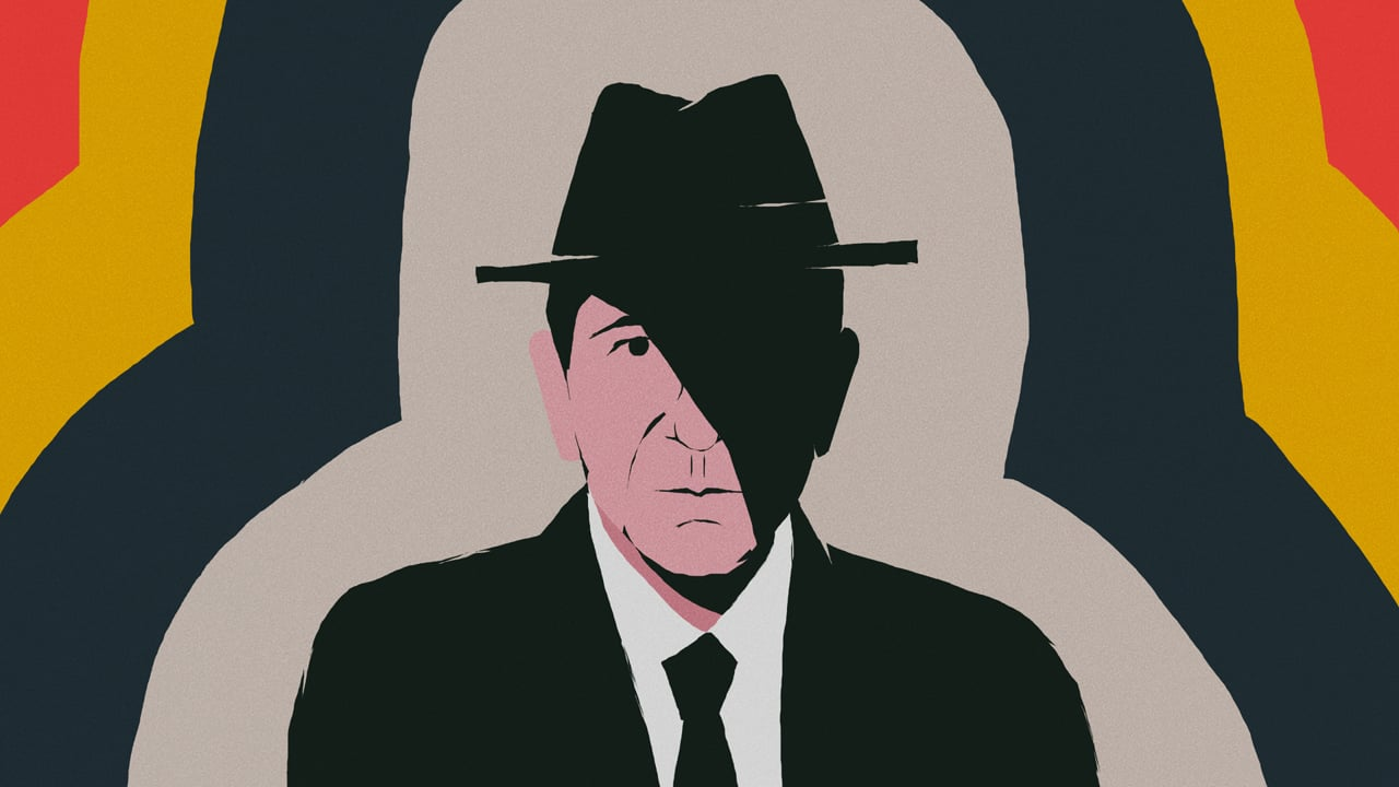 Watch This Stunning Animated Interview From The New Yorker With Leonard Cohen