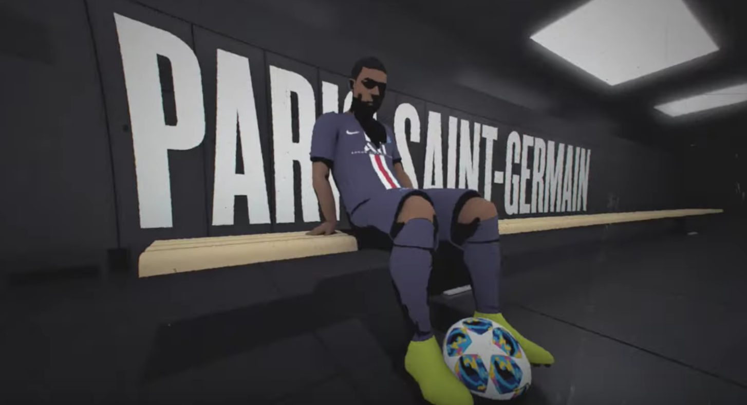 This Awesome Animation Reveals The Finalists Of The Champions League
