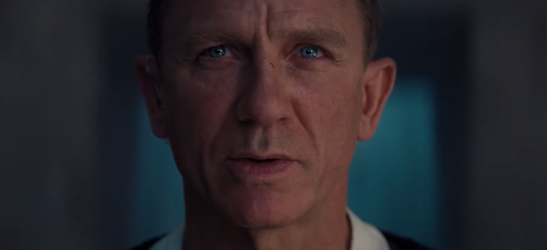 Watch The Epic New Trailer For James Bond: No Time To Die