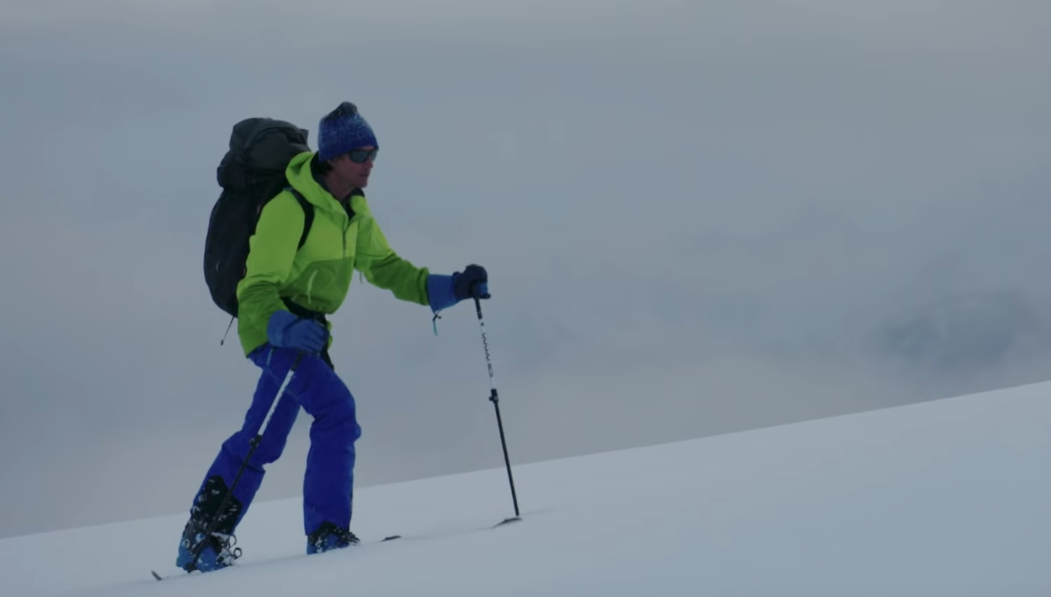 This Climber Wants To Climb 100 Peaks, All Without Using Any Fossil Fuels
