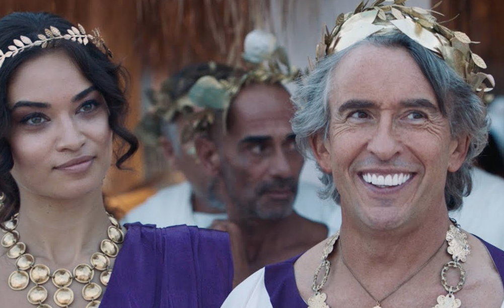 "Steve Coogan Stars In The Trailer For New Satirical Comedy Film ""Greed"""