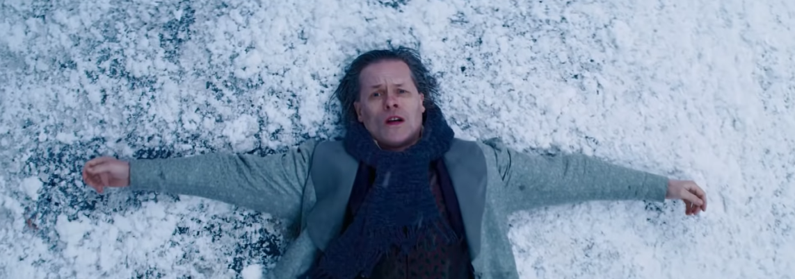 """Watch The Trailer For The BBC's Dark Retelling Of """"A Christmas Carol"""""""