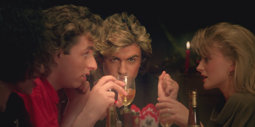 "Wham Re-Release The Music Video For ""Last Christmas"" In 4K Quality"