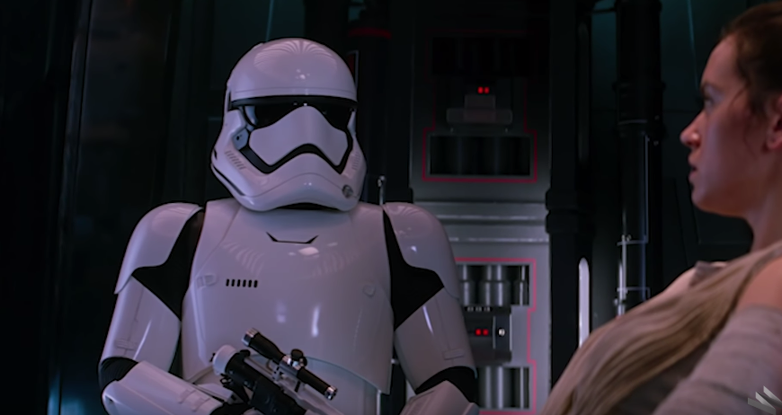 Lucasfilm Breaks Down Every Stormtrooper Design From Star Wars With WIRED
