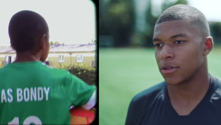 Kylian Mbappe Recounts His Road To Success In This Ad From Nike