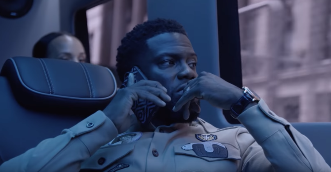 New Netflix Doc Follows The Surprisingly Stressful Life Of Comedian Kevin Hart