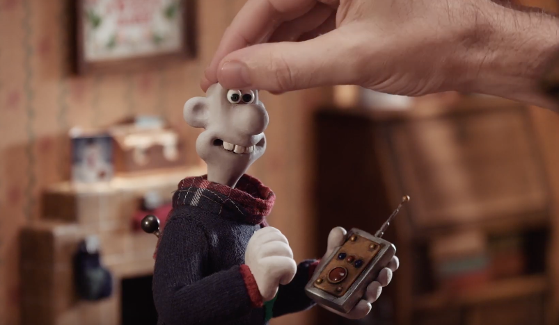 Go Behind The Scenes Of Joules' Wallace And Gromit Christmas Advert