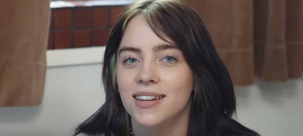 "Billie Eilish Shows Rolling Stone How She Wrote ""Bad Guy"""