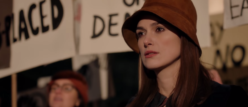 "The Trailer For ""Misbehaviour"" Celebrates Feminism In Fashion"