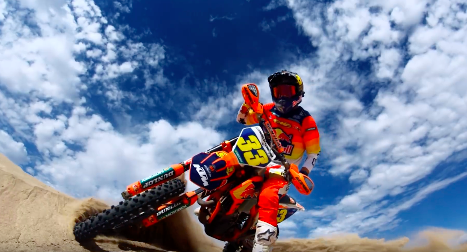 A Bike And A Car Battle Against Each Other In This Awesome Vid From GoPro