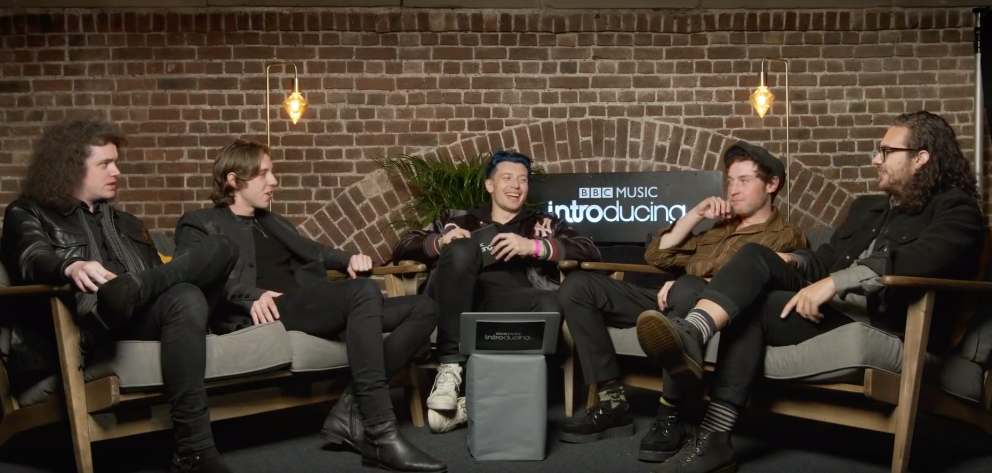 BBC Introducing Talks To Catfish And The Bottlemen About Their Huge Rise