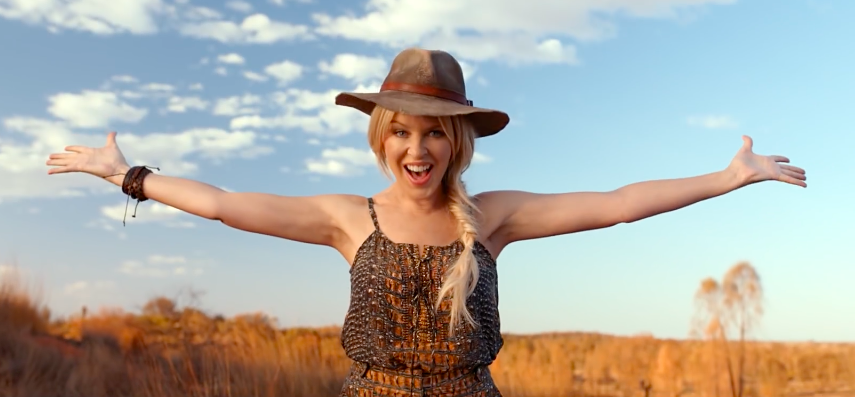 "Tourism Australia Welcome Brits To Oz With Their Catchy Tune ""Matesong"""