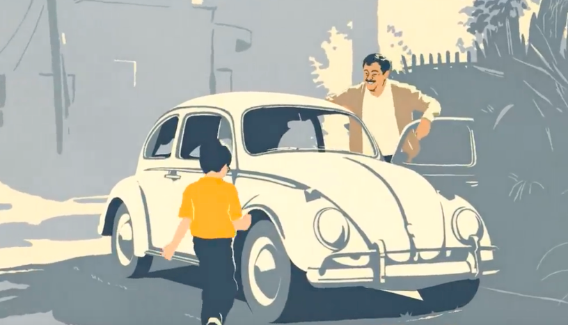 Volkswagen Say Goodbye To The Iconic Beetle In This Animation
