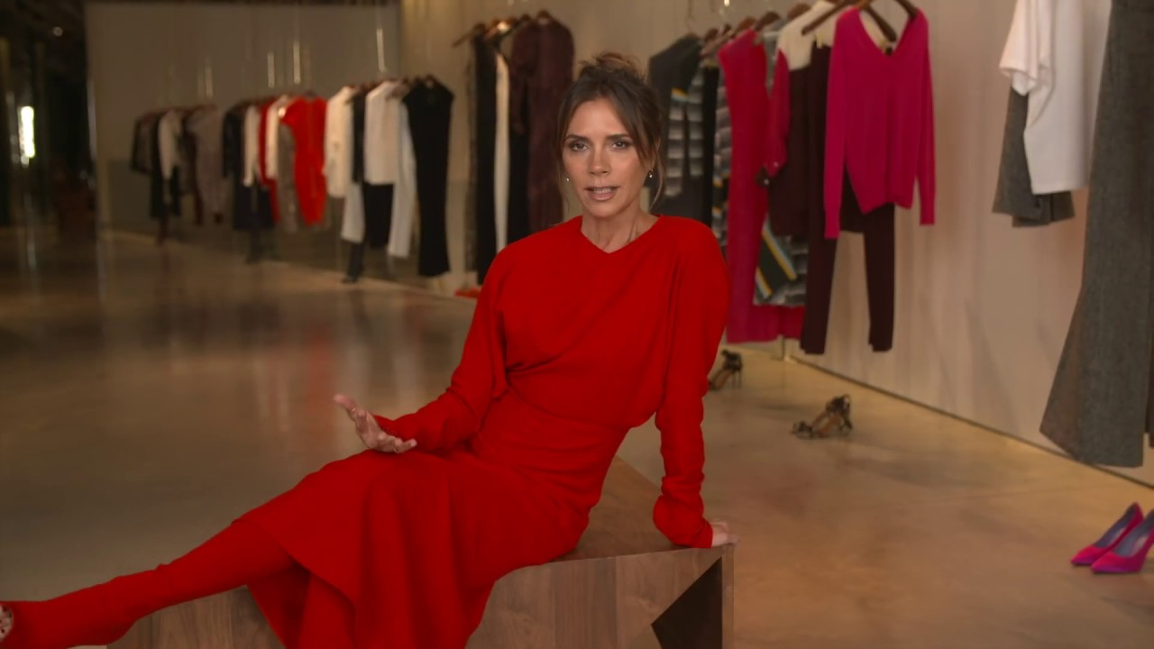 Victoria Beckham Answers The Most Googled Questions About Herself