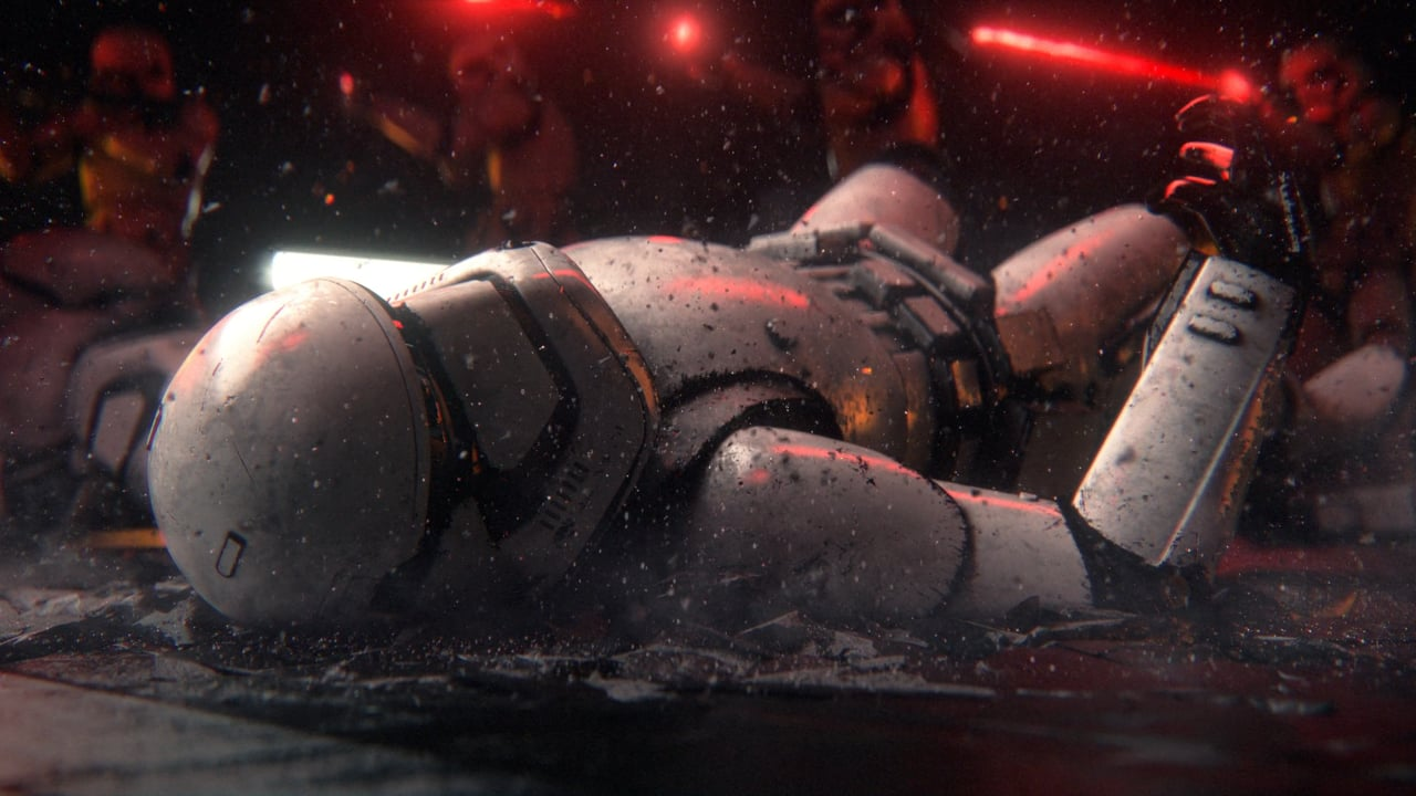 Star Wars Short Film Shows Stormtroopers At Their Scariest
