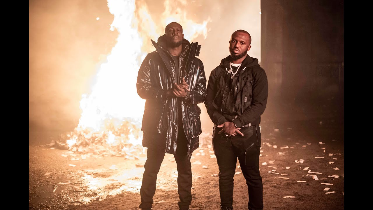 "Stormzy & Headie One Team Up In The Music Video For ""Audacity"""