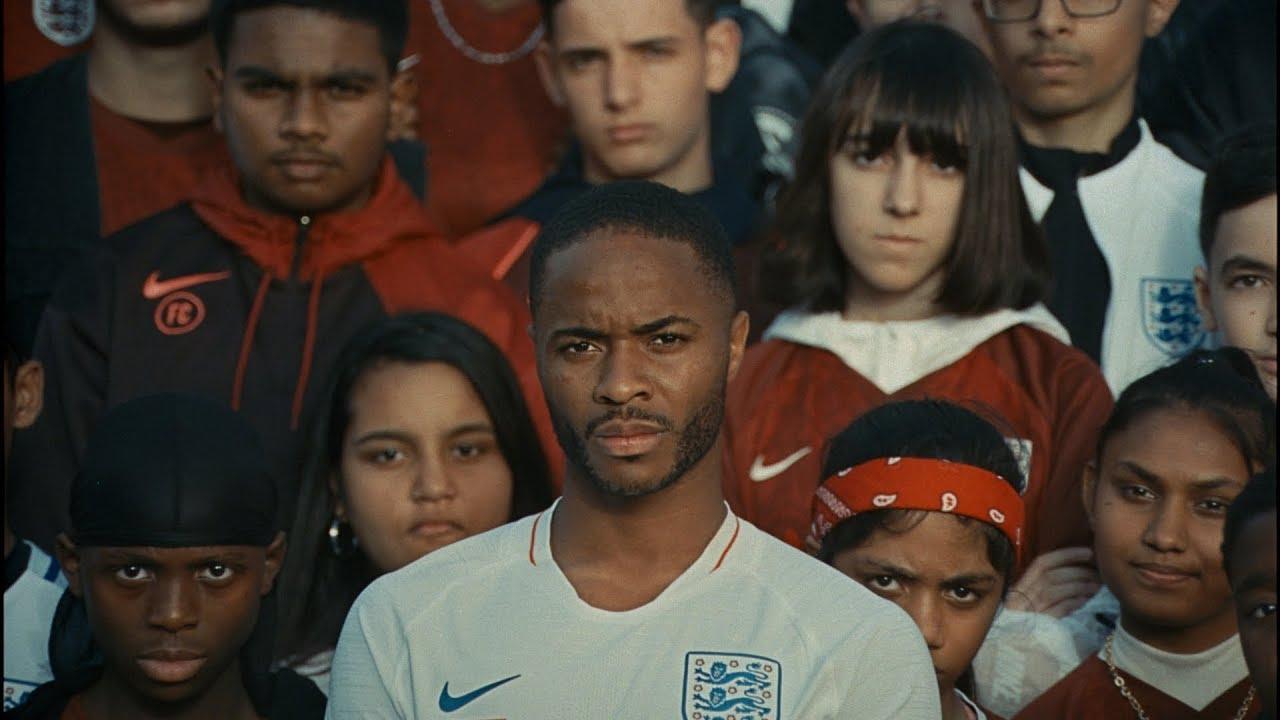 Raheem Sterling Stars In This Powerful Ad From Nike