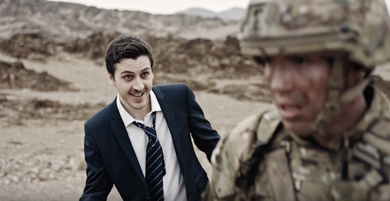 "The British Army Gives You Confidence That ""Lasts A Lifetime"" In This Powerful Ad"