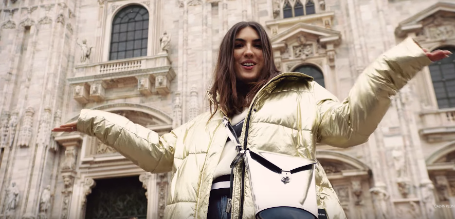 Singer Heir AKA Patricia Manfield Takes Calvin Klein On A Trip To Milan