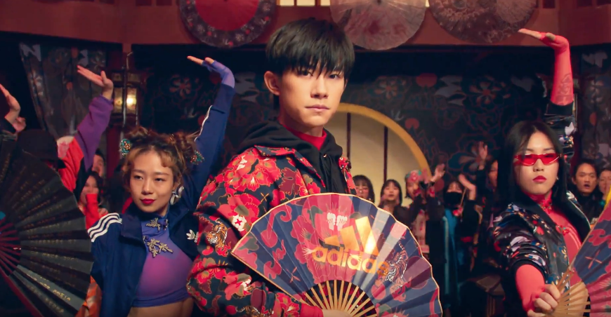 Adidas Celebrates Chinese New Year With This Epic Video