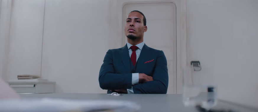 FIFA Reveals Their Team Of The Year For 2020 In This Ad Featuring Virgil Van Dijk
