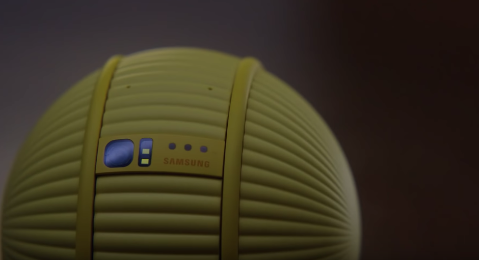 "Samsung Announced Their New Home Robot ""Ballie"" In This Ad"