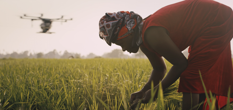 DJI Shows Us How They're Fighting Malaria With Drones
