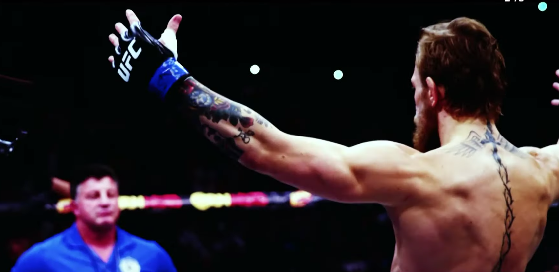 BT Sport Made This Thrilling Promo For Conor McGregor's Return To UFC