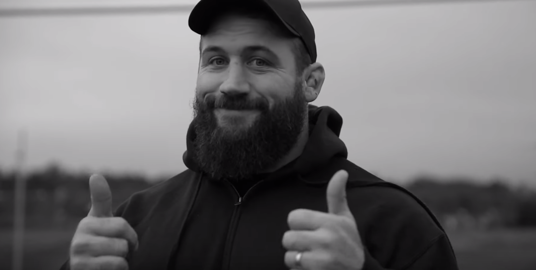 The World's Funniest Rugby Player Joe Marler Stars In This McDonald's Advert