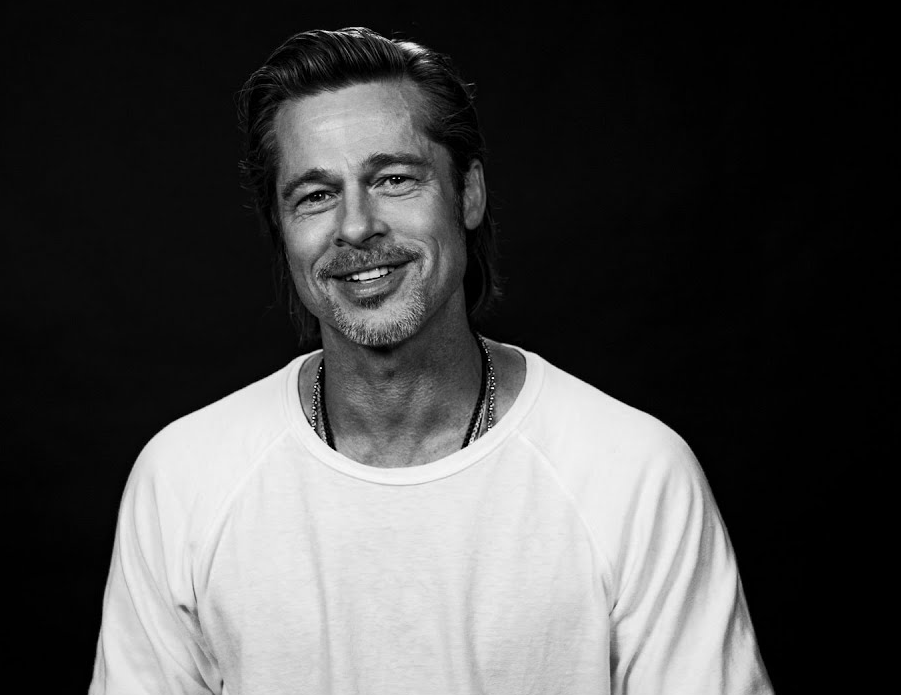 Brad Pitt Chats To W Magazine About His First Kiss, Prom And His Early Roles