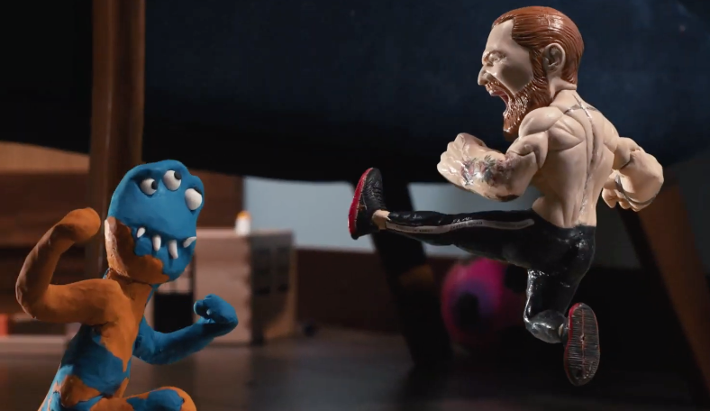 Conor McGregor Becomes A Toy In This Stop-Motion Ad From Reebok