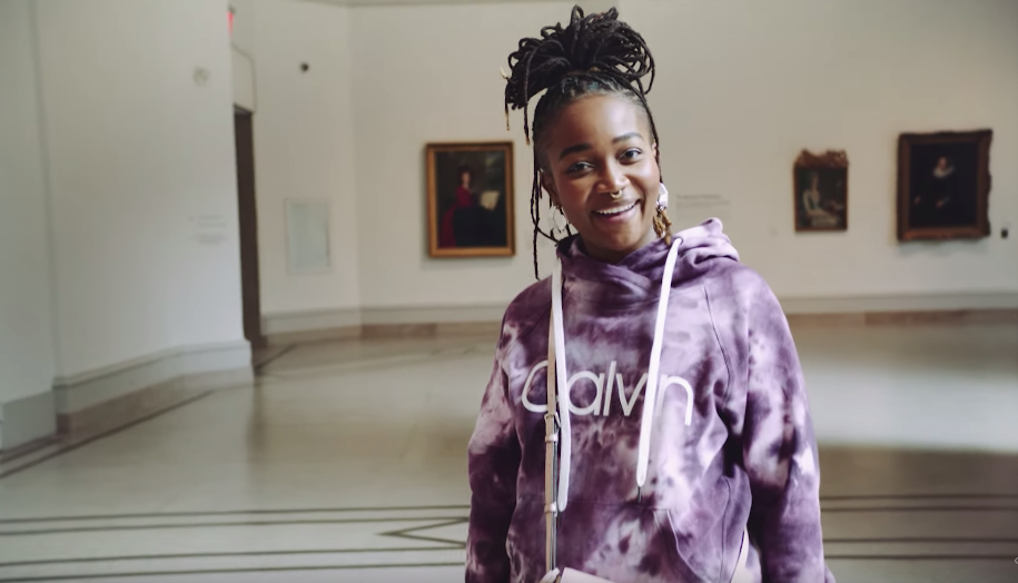Writer Kimberly Drew Shows Calvin Klein The Most Inspirational Spots In Brooklyn