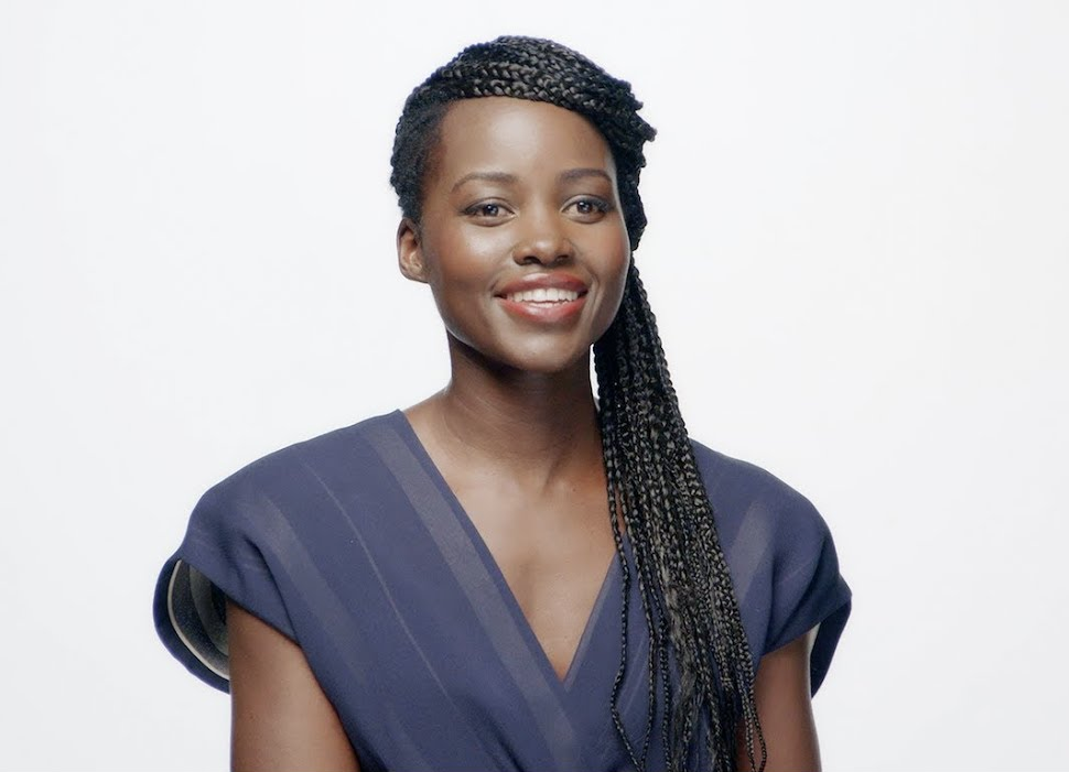 Lupita Nyong'o Speaks To British Vogue About Fashion, Hollywood & Her Family