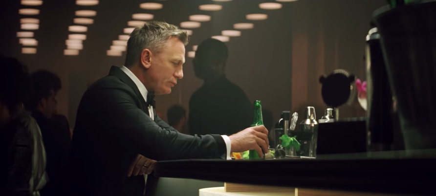 Daniel Craig Takes Time Off Being James Bond In This Hilarious Heineken Ad