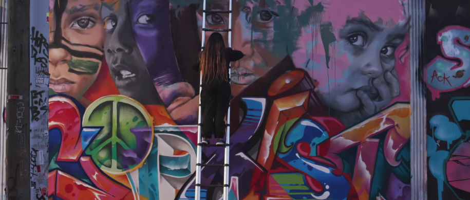 These Artists Create Stunning Illegal Murals In New York
