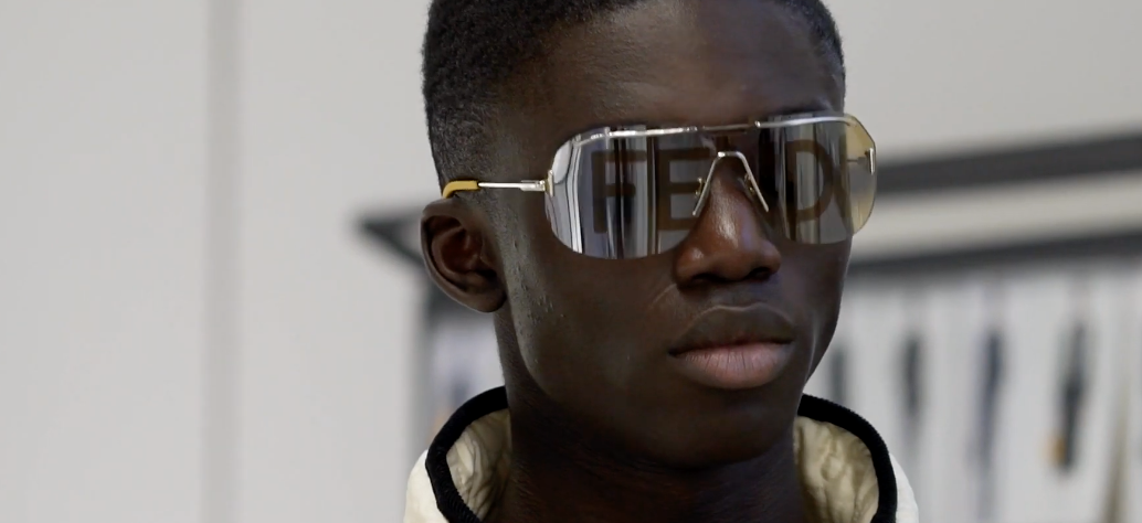 Go Behind The Scenes Of Fendi's Men's Fall/Winter 2020 Fashion Show