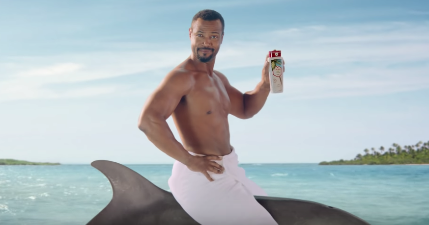 The Old Spice Man Meets His Son In This Funny Ad