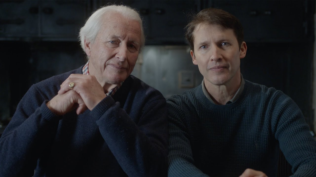 "James Blunt Gives His Dad A Powerful Message In The Music Video For ""Monsters"""