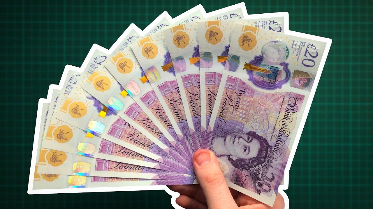 This Video Examines All The Easter Eggs Hidden in The New British £20 Note