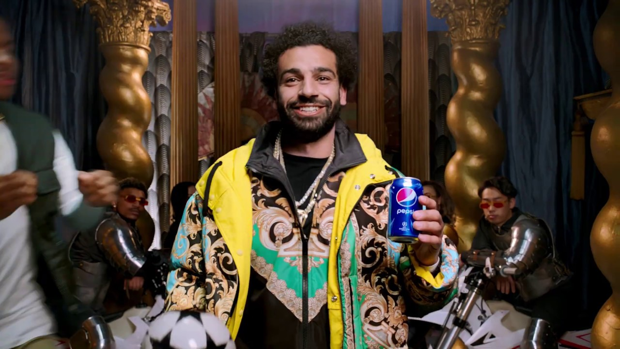 """""""The Fun Never Stops"""" Pepsi's New Ad Features, Messi, Pogba, Salah & More"""