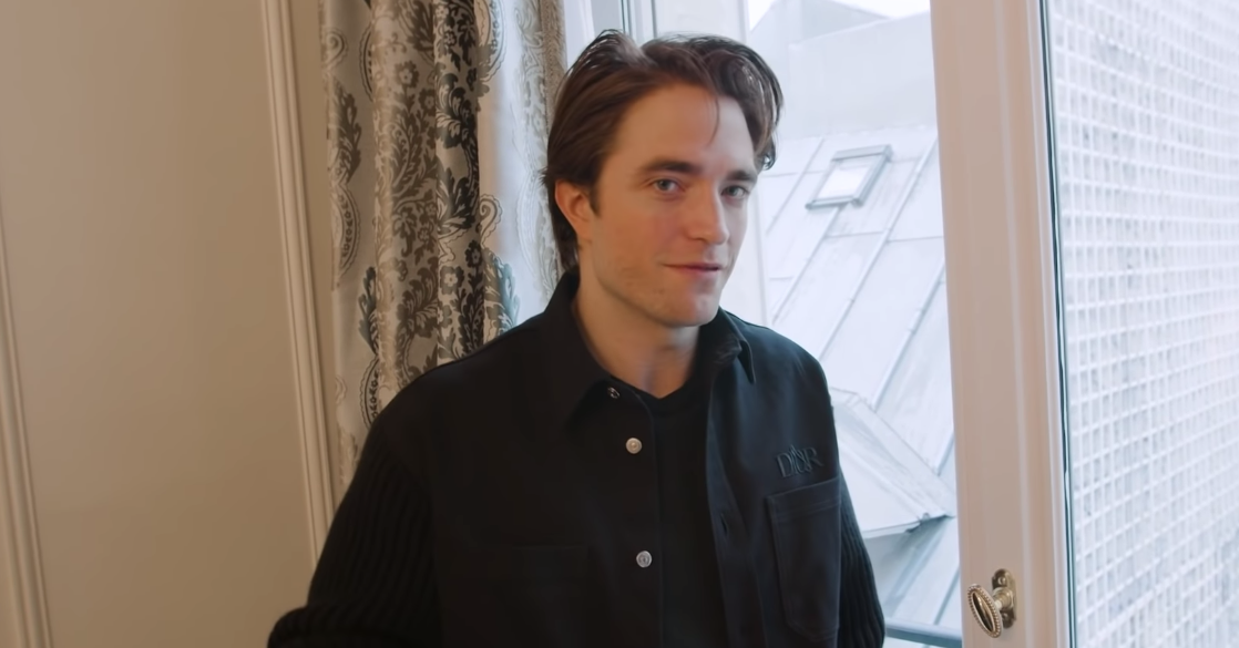 Vogue Spends 24 Hours With Robert Pattinson In Paris