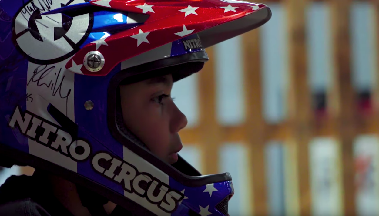 Hot Wheels Spends Some Time With Young BMX Prospect Antonio Marotta