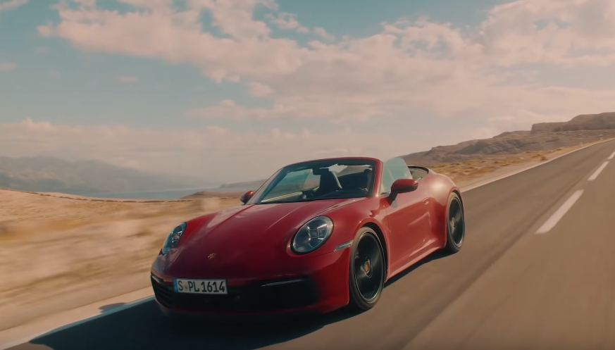 See The Amazing Porsche Travel Experience For Croatia In This Short Doc