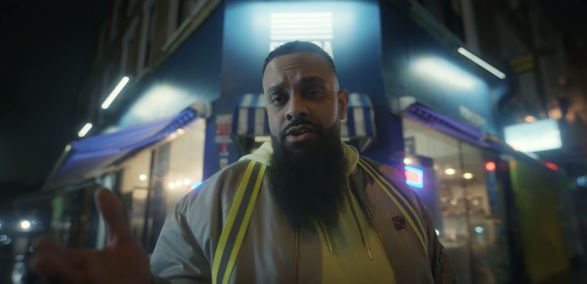 UberEats And Guz Khan Tell You To Bring It In This Funny Ad