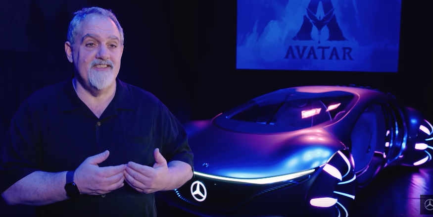 This Doc Shows Us How Mercedes-Benz Built Their Avatar Concept Car