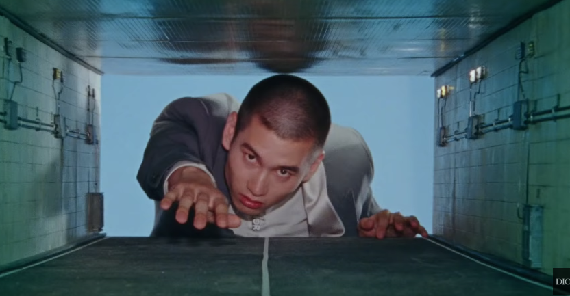 Dior Announced Their Summer Men's Collection With This Mind-Bending Video